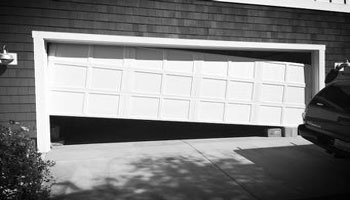 garage door off track repair